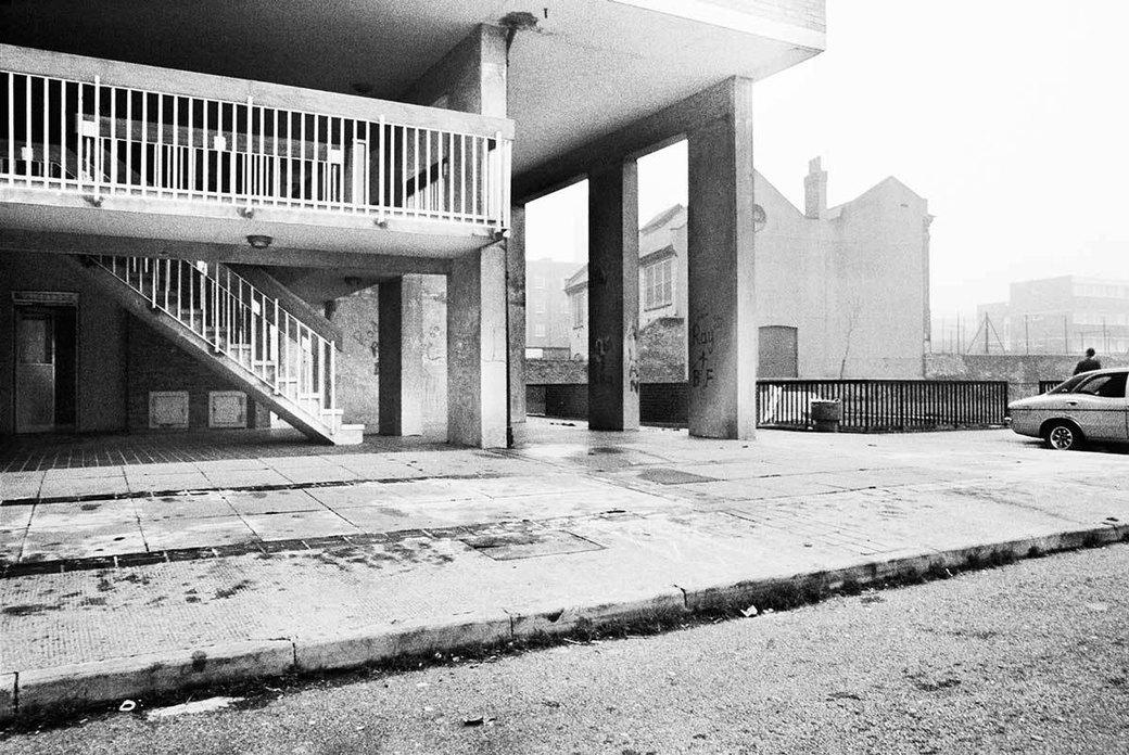 Фотопроект: Лондонские сквоты 1980-х. Изображение № 12.