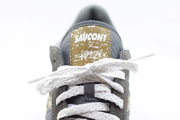 Совместная коллекция кроссовок Saucony и русской марки Anteater. Изображение № 1.