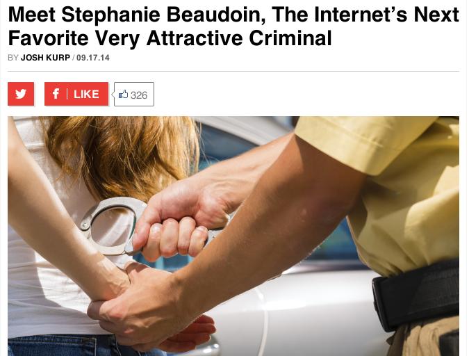 В Канаде арестовали медсестру, признанную «самой сексуальной преступницей». Изображение № 1.