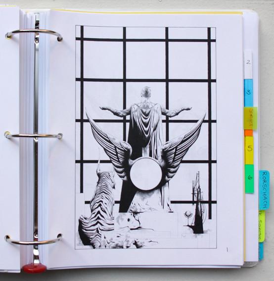 В сети появились иллюстрации приквела комикса «Хранители». Изображение № 3.
