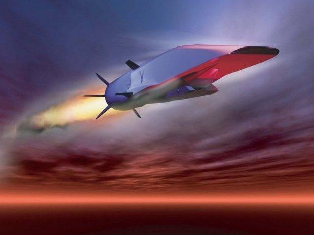 Американцы испытали сверхзвуковой летательный аппарат, неуязвимый для систем ПВО. Изображение № 1.