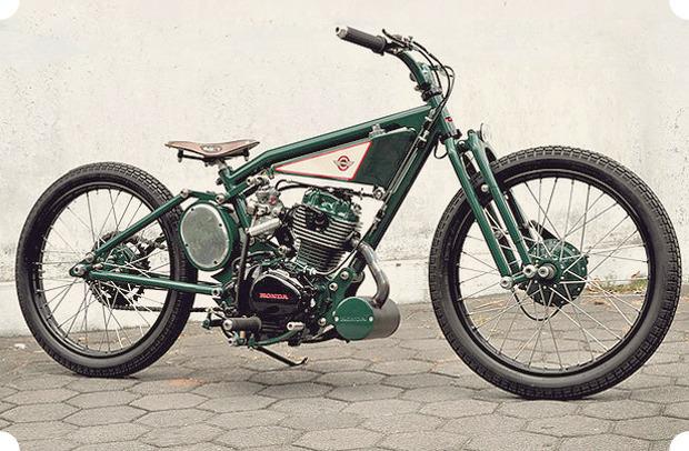 Сбросить вес: Гид по облегченным американским мотоциклам — бобберам. Изображение № 14.