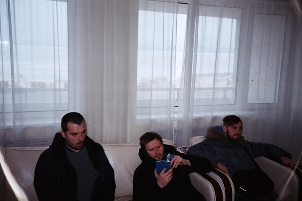 Фотоотчет с гастролей группы Motorama. Изображение №3.