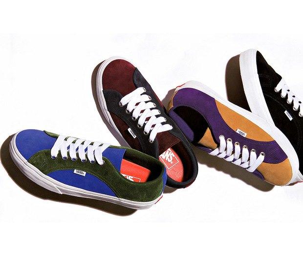 Марки Supreme и Vans выпустили совместную коллекцию обуви. Изображение № 1.