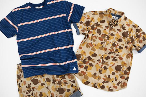 Марка 10.Deep выпустила летнюю коллекцию одежды. Изображение № 1.