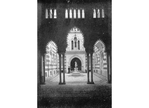 Сандуновские бани, 1895-1896 год. Изображение № 7.