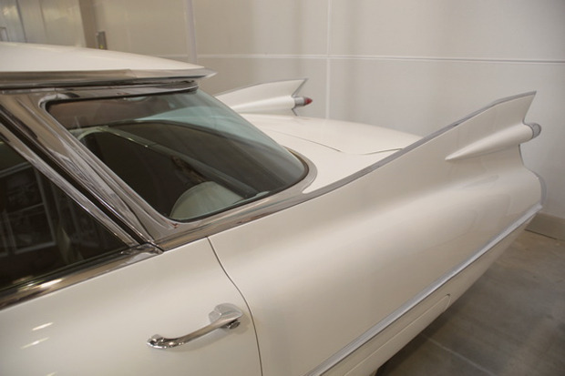 Машина времени: 8 лучших ретроавтомобилей с выставки «Олдтаймер». Изображение № 30.