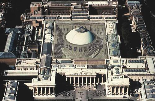 В здании Британского национального музея был специальный кабинет, в котором были спрятаны «непристойные» артефакты Помпей . Изображение № 20.
