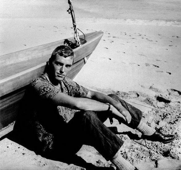 В США издали книгу о серфинге и скалолазании в Калифорнии в 1950-х годах. Изображение № 4.