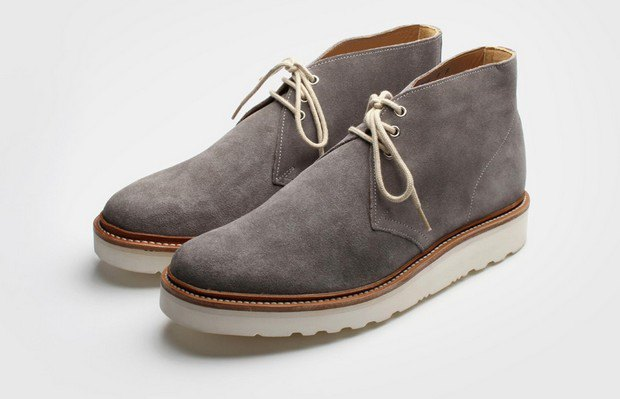 Марка Grenson выпустила весеннюю коллекцию обуви. Изображение № 40.