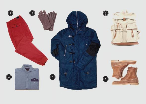 Соберись, тряпка: 4 зимних лука магазинов Trends Brands и Proud Heart. Изображение № 8.