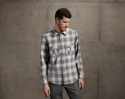 Марка Pendleton выпустила осеннюю коллекцию одежды. Изображение № 4.