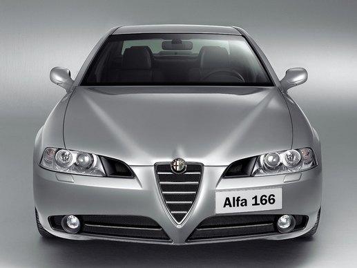 Alfa Romeo 166. Изображение № 5.