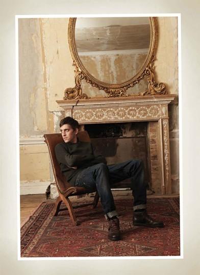 Изображение 5. Обувная компания Hudson представила лукбук осенней коллекции.. Изображение № 5.