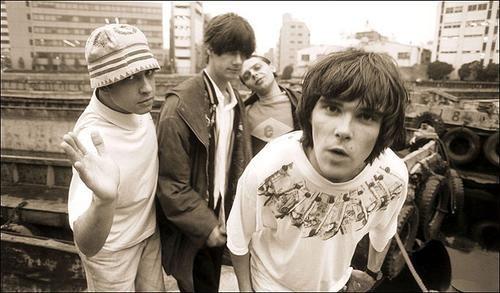 Участники The Stone Roses записали несколько новых треков. Изображение № 1.