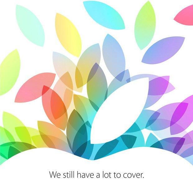 Сегодня вечером компания Apple проведет презентацию новых продуктов . Изображение № 1.