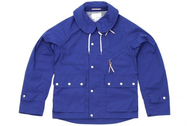 Японская марка Nanamica представила весеннюю коллекцию одежды. Изображение № 1.