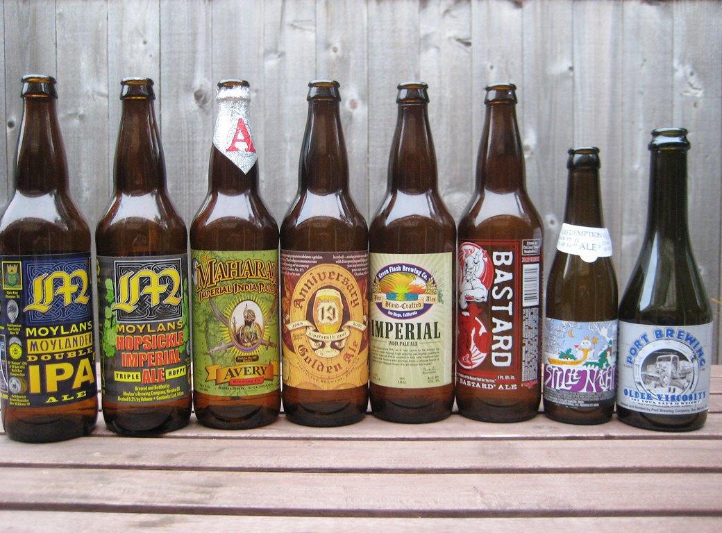 Что такое India Pale Ale и как он появился. Изображение № 8.