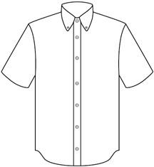 Короткий номер: Поло и рубашки с короткими рукавами. Изображение № 52.