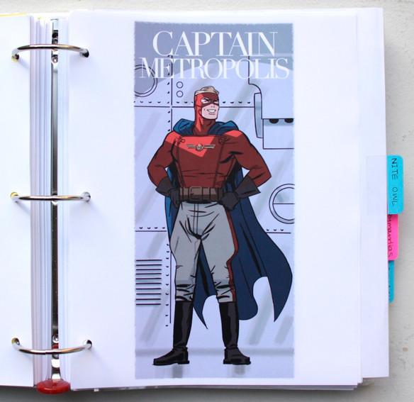 В сети появились иллюстрации приквела комикса «Хранители». Изображение № 16.