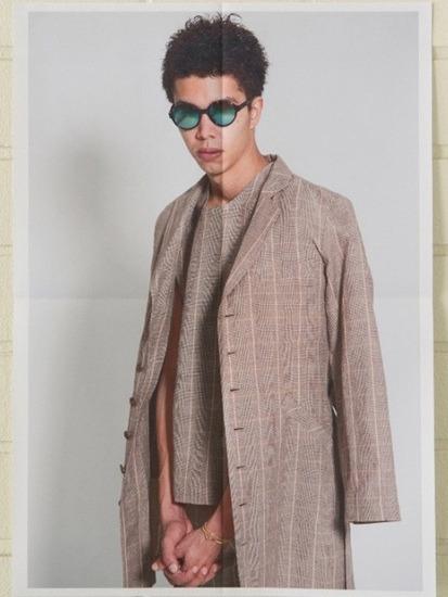Японская марка Discovered выпустила лукбук весенней коллекции одежды. Изображение № 18.