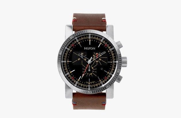 Марка Nixon выпустила новую коллекцию часов. Изображение № 3.