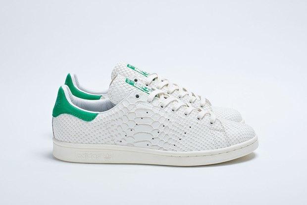 Продажи обновлённых моделей кроссовок Adidas Stan Smith начнутся в России 24 января . Изображение № 4.