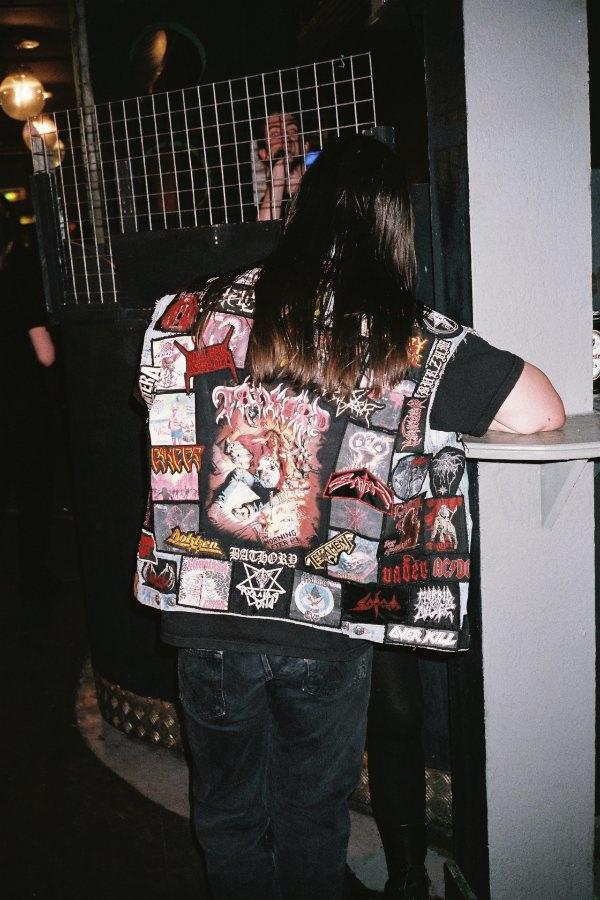 Цельнометаллическая оболочка: Путеводитель по курткам металлистов в формате фоторепортажа. Изображение № 11.