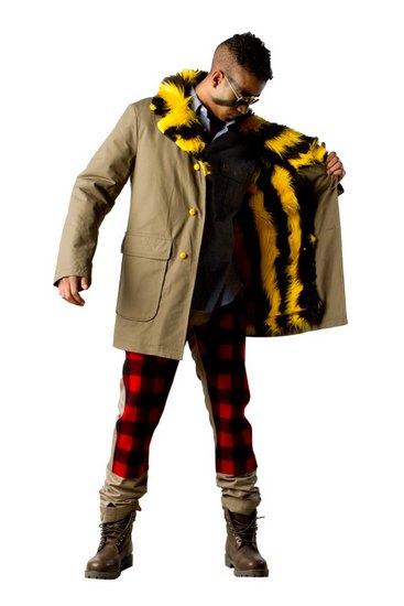 Марка Billionaire Boys Club опубликовала лукбук осенней коллекции одежды своей линейки Bee Line. Изображение № 9.