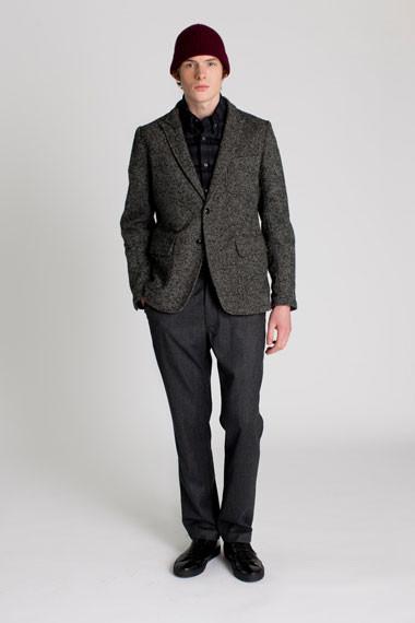 Новая коллекция одежды дизайнера Стивена Алана. Изображение № 8.