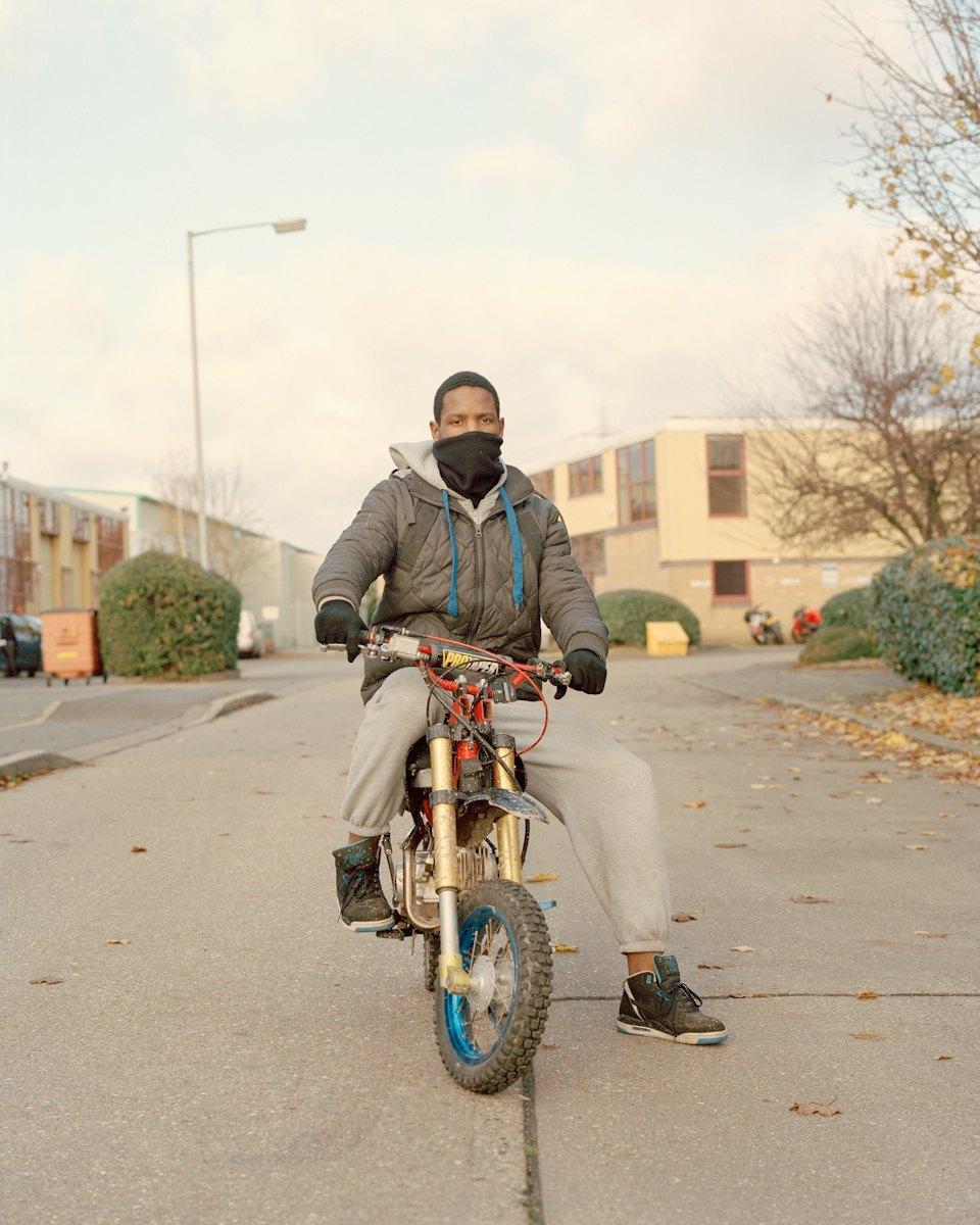 Фотопроект: Лондонские гопники и их мотоциклы. Изображение № 18.
