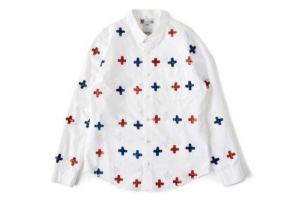 Японская марка Visvim представила первую часть весенней коллекции одежды. Изображение № 3.
