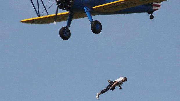 В США из самолета выпрыгнул пассажир. Изображение № 1.