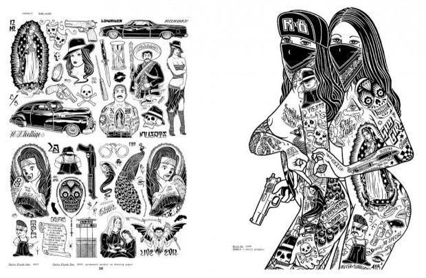 Выходит новая книга о культуре татуировок «Forever: The New Tattoo». Изображение № 3.