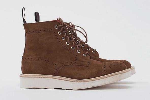 Новая коллекция ботинок марки Tricker's. Изображение № 6.