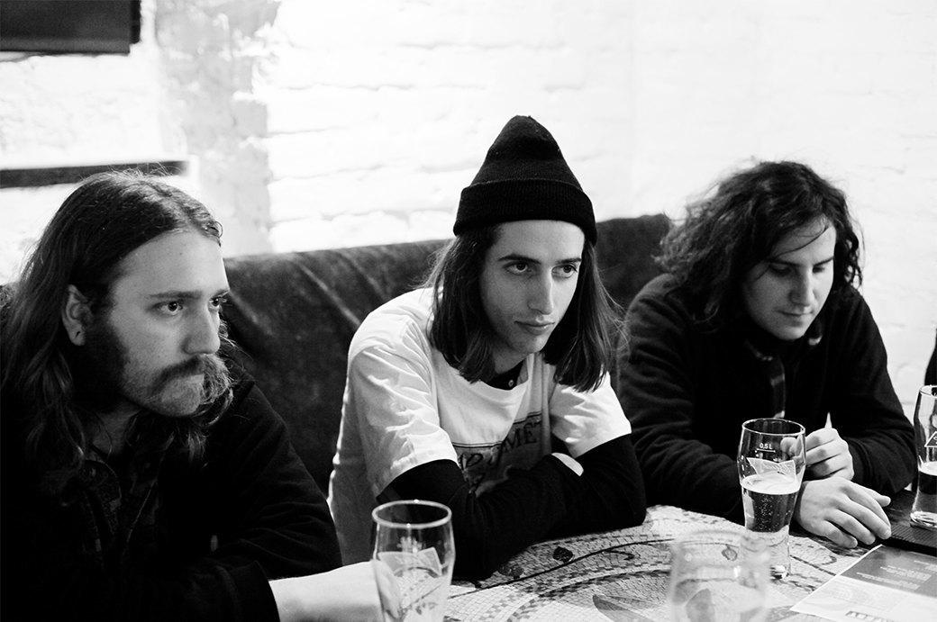 Интервью с Föllakzoid:Квартет из Чили говорит на языке немецкого краут-рока. Изображение № 1.