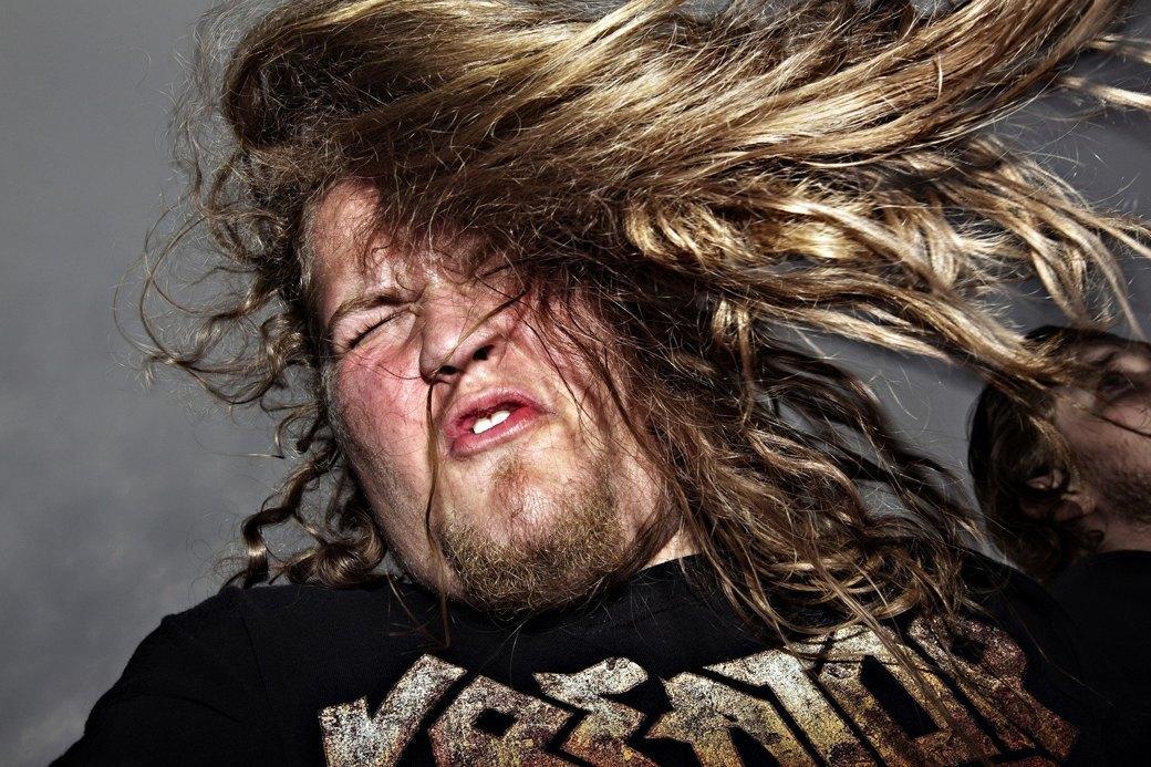 Волосоворот: Металлисты в экстазе. Изображение № 2.