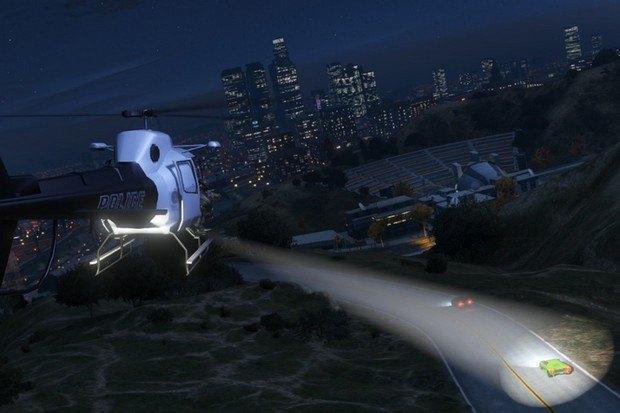 Опубликованы новые скриншоты из игры Grand Theft Auto V . Изображение № 7.