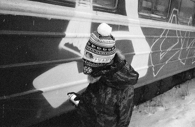 Интервью с Алексеем Партола, автором книги «Призраки» о российском граффити на поездах. Изображение №5.