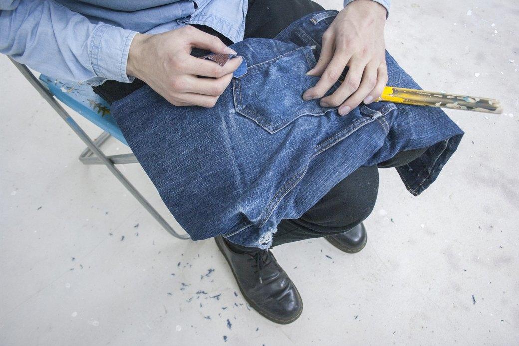 Как кастомизировать любимую пару джинсов. Изображение № 4.