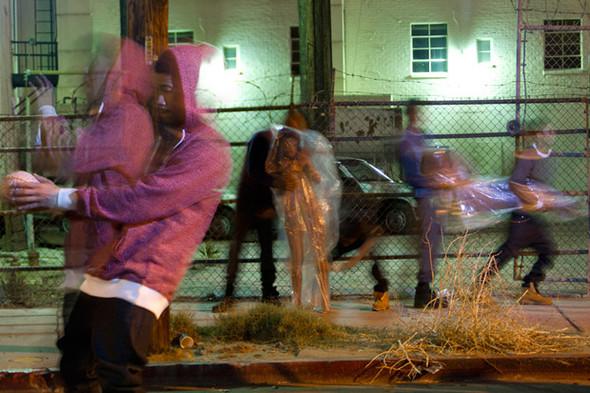 Лукбук новой коллекции марки Freshjive с участием хип-хоп-дуэта MellowHype. Изображение № 3.