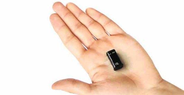 7 самых миниатюрных гаджетов в мире. Изображение № 5.
