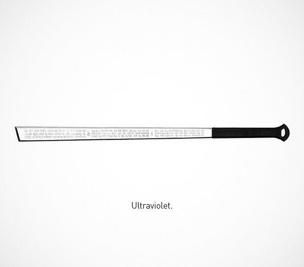 Итальянский дизайнер представил коллекцию ножей знаменитых персонажей. Изображение № 7.