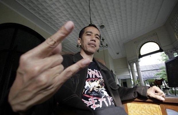 Металлист стал президентом Индонезии. Изображение № 1.