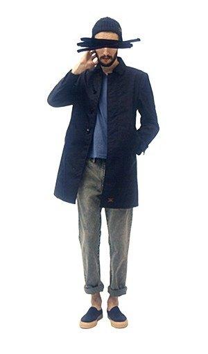 Марка Wtaps опубликовала лукбук весенней коллекции одежды. Изображение № 12.