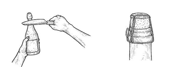 Совет: Как сделать фонтан из шампанского. Изображение № 6.