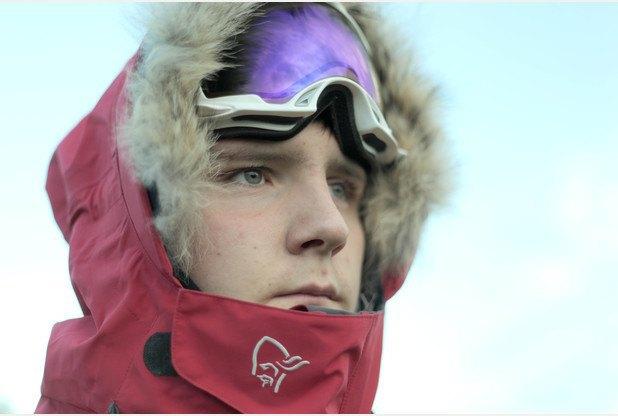 Самым молодым покорителем Антарктики стал британский школьник. Изображение № 1.