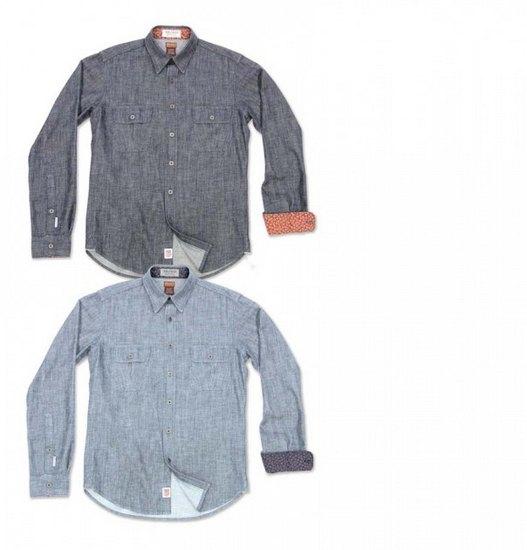 Марки Iron & Resin и Dickies 1922 представили совместную коллекцию одежды. Изображение № 13.