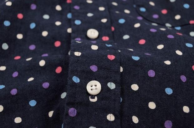Марка Gitman Bros. представила новую коллекцию рубашек своей линейки Holiday. Изображение № 11.