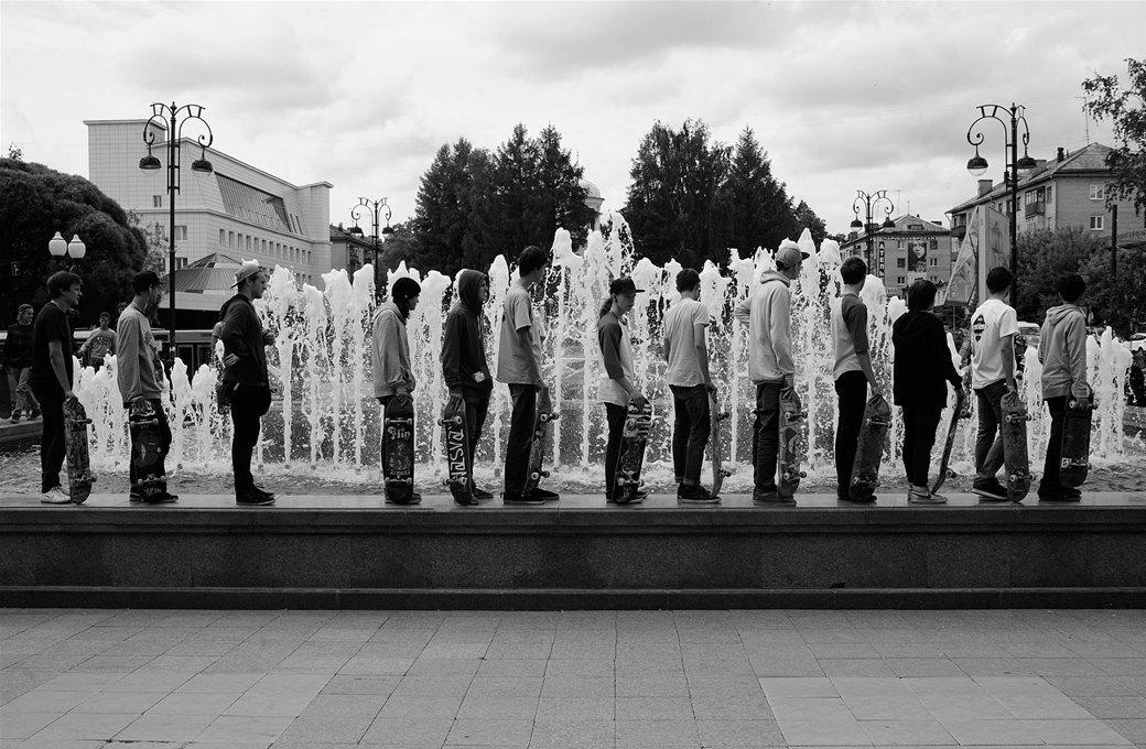 Фотоблог скейтера: Алексей Лапин о скейт-лагере в Сибири. Изображение № 15.